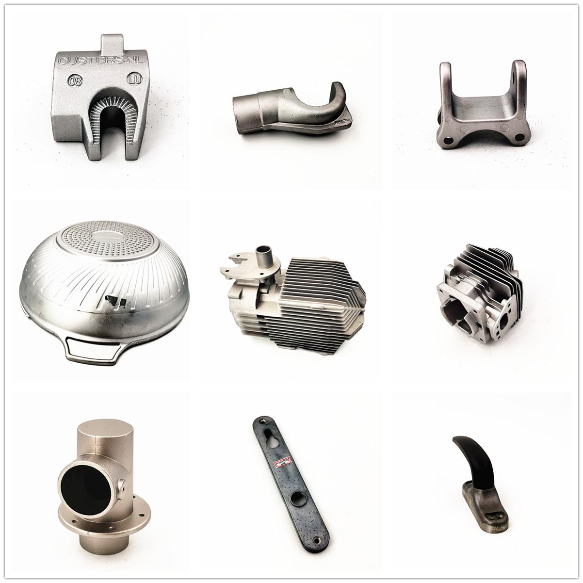 Aluminum Die Casting Wok