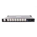 antena de baja pérdida pim 1 NF 746-880MHz CDMA GSM LTD de cuatro vías lanzamiento cativ pasivo combinador de canal