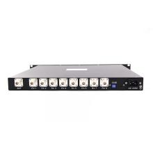 baixa perda pim alto isolamento 746-880 MHz freqüência CDMA GSM de quatro vias de lançamento antena de banda larga combinador