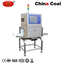 Sistema de inspección por rayos X Gj Xf dedicado para calzado y juguetes