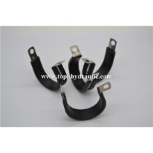 Big discounting for Hose Clip Hose hydraulic super aluminum rubber pipe clamp supply to Serbia Supplier