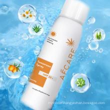OEM 30ml Whitening Sunscreen Spray Skin Care Bb Spray Cream Concealer Waterproof for Face Cream Magic Spray