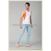 Traje inconsútil de los deportes de los hombres al por mayor, ropa de deportes que hace punto de calidad superior atractiva