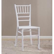 chaise en plastique de style bambou durable d'utilisation de mariage d'hôtel de chaise de chiavari