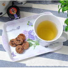 (BC-TM1026) Hot-Sell High quality Reuseable Melamine Serving Tray