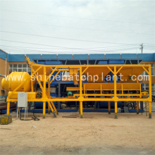 20 New Mobile Concrete Batching Plant