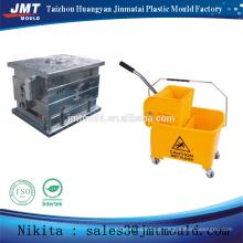 China-Einspritzungs-Plastikmopeimer mit Auswringerform