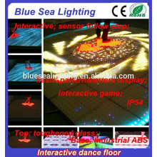 Non-slip night club dance floor interactive photos china