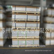 Ist Legierung für Kabel-Anwendung verwendet niedrigen Preis 3003 H22 Aluminium-Blatt