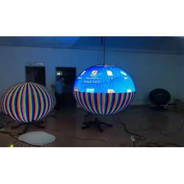 Nuevos productos Esfera LED Display P4 LED Ball