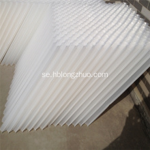 Filter Media Plate Clarifier Hexagonal Tube Settler