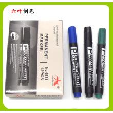 Rotulador permanente no tóxico (6881), bolígrafo de aceite