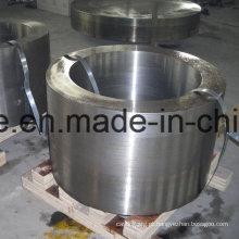 A fabricação do OEM que faz à máquina o tamanho grande / aço enorme do cilindro congrega as peças