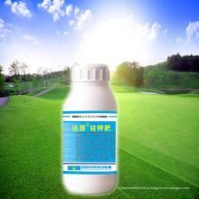 Fertilizante de potássio líquido ácido silício