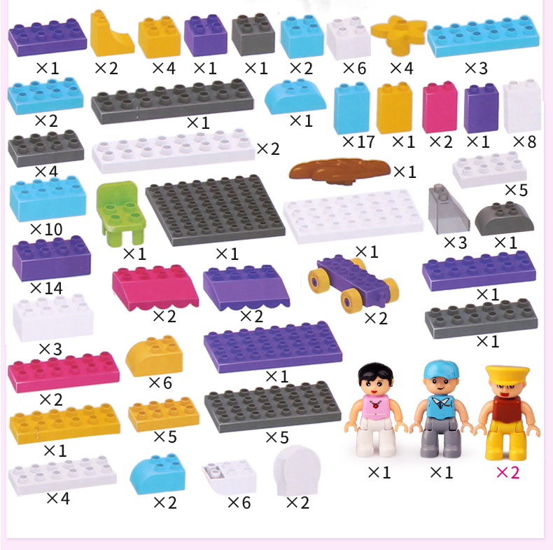 Preschool Building Blocks Toys for Development