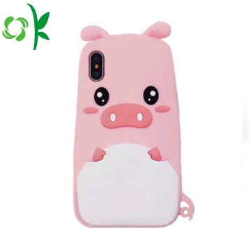 INS Hot Pink Babi Soft Phone Case Silikon