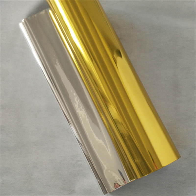 Metalized Gold Film 2