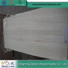 Fabrik Herstellung und Exporteur Paulownia Wood Board