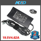 Slim PA-3e 90 Watt for DELL 19.5V 4.62A 90W Laptop Charger