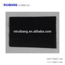 Filtre de diffuseur d'air de plafond de charbon actif pour l'enlèvement d'odeur et anti bactérien