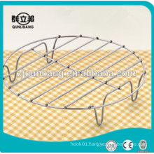 Kitchen Stainless Steel Steaming Rack / 201 Stainless Steel Table Mat