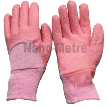 NMSAFETY Kid latex garden safety workgloves