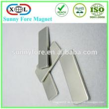 seltene Erden Magnet 30x6x2mm Neodym