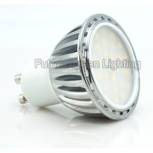 Светодиодная подсветка GU10 с мощностью 6.5 ватт