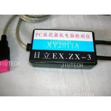 Dr.ZX Hitachi Excavator V2011 Diagnositc Cable(4pin and 6pin cont connectors)