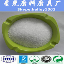 Geschmolzenes Aluminiumoxid / weißes Aluminiumoxid für Schleifmittel Schneidrad