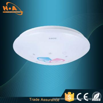 Imported Chip LED Lamp Bead 12W / 18W / 24W LED Luz montada en el techo