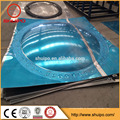 Aluminium-Teller-End-Maschine