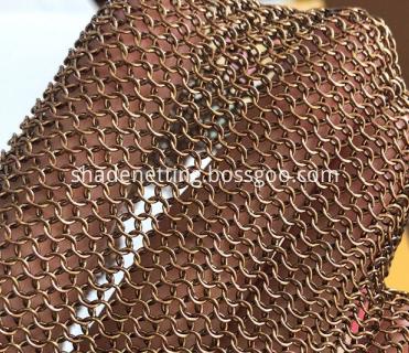 Decorative metal screen (33)