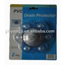 Drain Protector & Crystal PVC Protector