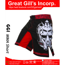 sublimation MMA Short / fight wear short / high quality fabric