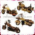 motocicletas pequenas de madeira chinesas do brinquedo para presentes ou promoção