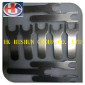 Customized High Precision Open Spanner/ Aluminum Wrench (HS-AW-001)