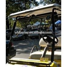 Pare-brise acrylique pour voiture de golf YAMAHA G29 / G22