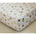 Organic Cotton Fitted Crib Sheet Set,Baby Bed Sheet