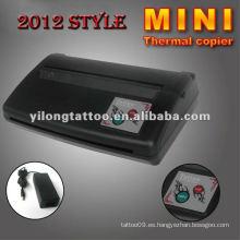El más nuevo mini tatuaje copiadora térmica