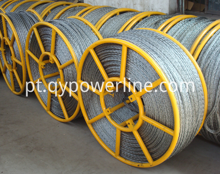 Galvanized Steel Anti-twist Steel Wire