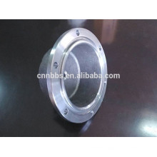 CNC work for truck wheel hub cap produce