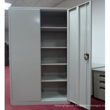 Steelart metal storage 2 door office cabinet
