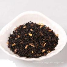 Chá preto com sabor de limão de Dian Hong