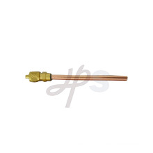 Brass Air Conditioning Copper Access Valve
