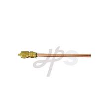 Válvula de acesso de cobre de ar condicionado de latão