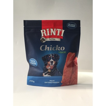 China fabricante de plástico Pet Food Bag personalizado