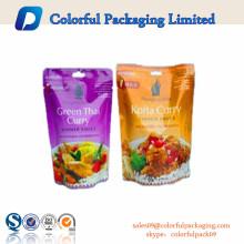 Nylon Frischfleisch Verpackung Retorte Beutel (gelten für Microwavable)