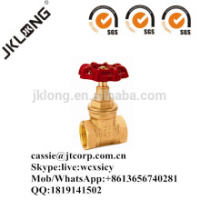 J1010 Válvula de bronze