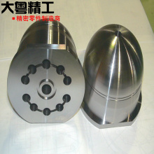 HyMu 80 nickel-iron alloy electrical components machining